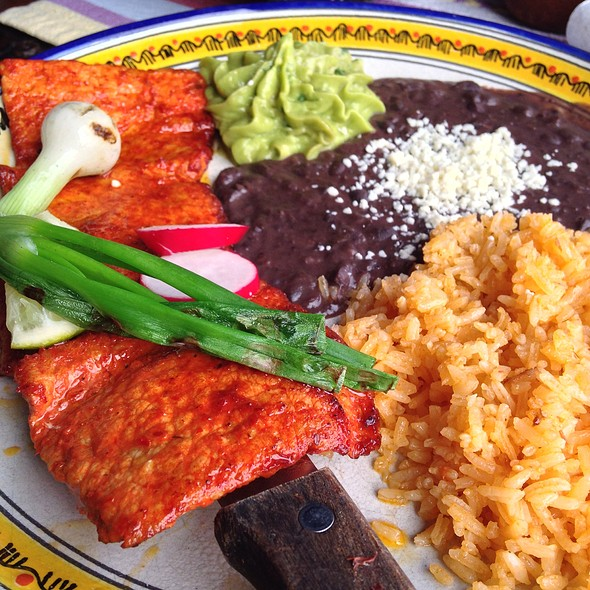 Carne Enchilada - Charrito's - Weehawken, Weehawken, NJ