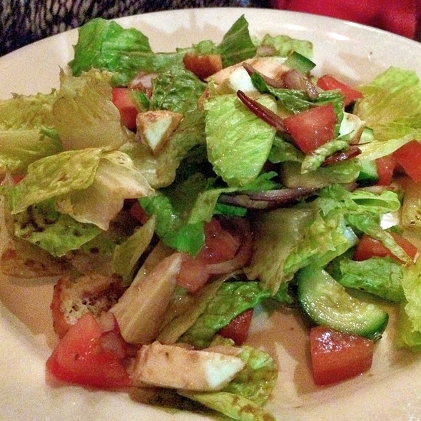 House Salad - Rabia's, Boston, MA