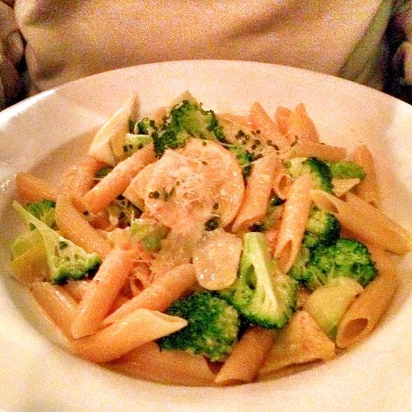 Ziti With Broccoli And Artichokes - Rabia's, Boston, MA
