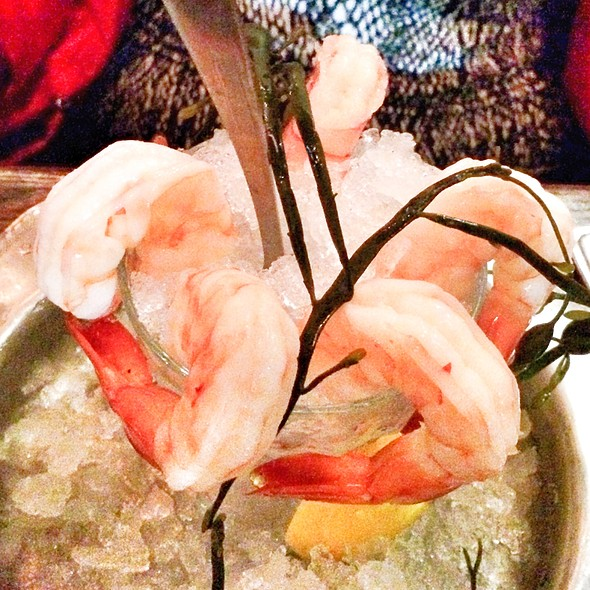 Shrimp Cocktail - Rabia's, Boston, MA