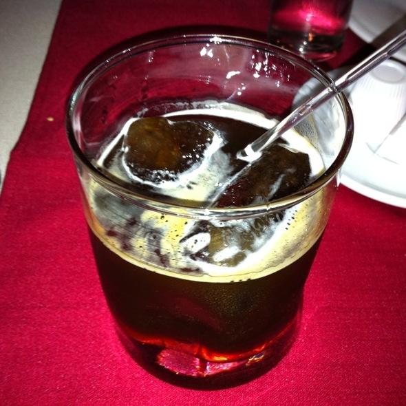 Carajillo - Peter's Restaurante, Cancún, ROO