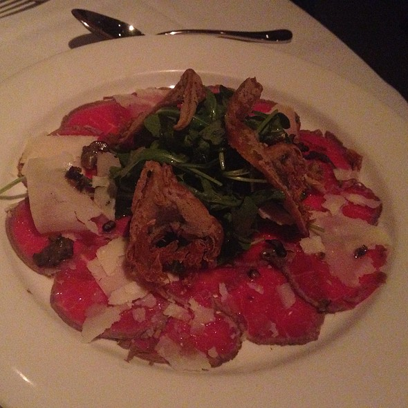 carpaccio - Timo Restaurant & Bar, Sunny Isles Beach, FL