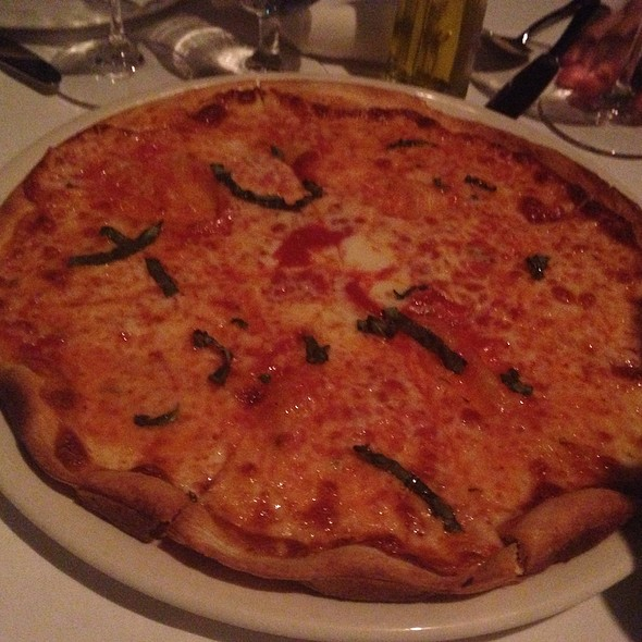Pizza - Timo Restaurant & Bar, Sunny Isles Beach, FL