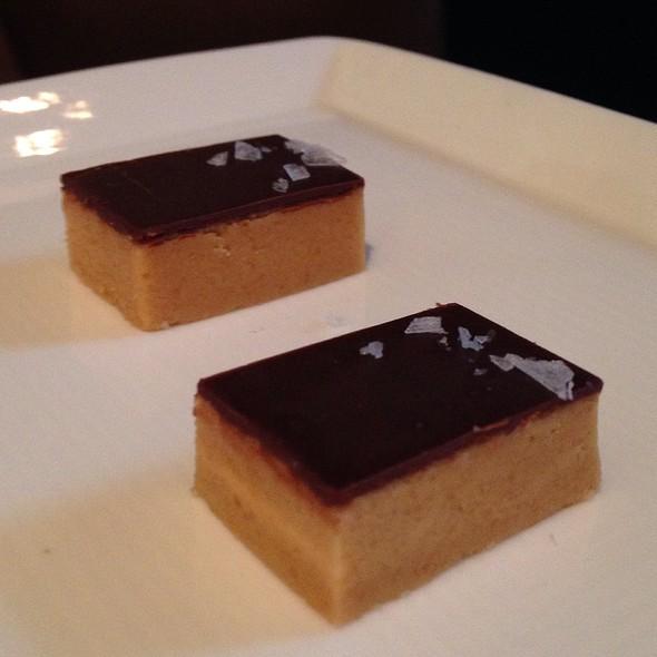 Chocolate Peanut Butter Squares - Spruce, San Francisco, CA