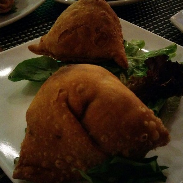 Vegetable Samosas - Tamba Indian Grill and Bar, New York, NY