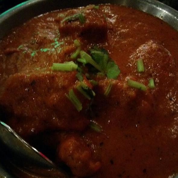 chicken tikka masala - Tamba Indian Grill and Bar, New York, NY