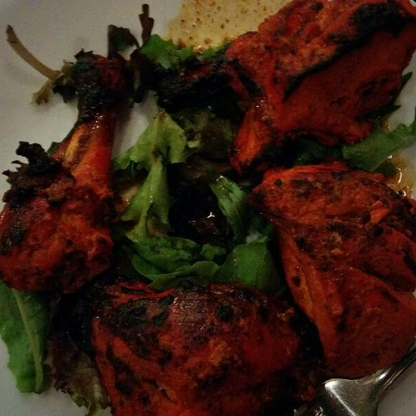 Tandoori Chicken - Tamba Indian Grill and Bar, New York, NY