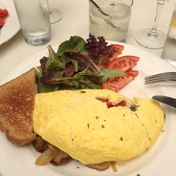 Little West Omelet - I Tre Merli (FKA Revel), New York, NY