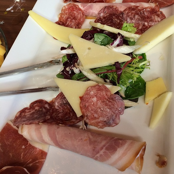 Assorted Cold Cuts Platter - Robba da Matti (Yaletown), Vancouver, BC