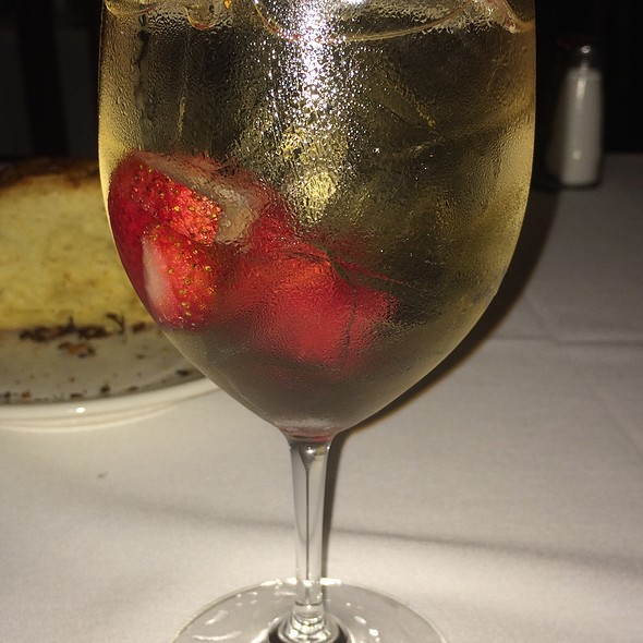 Summer Sangria - Morton's The Steakhouse - Louisville, Louisville, KY