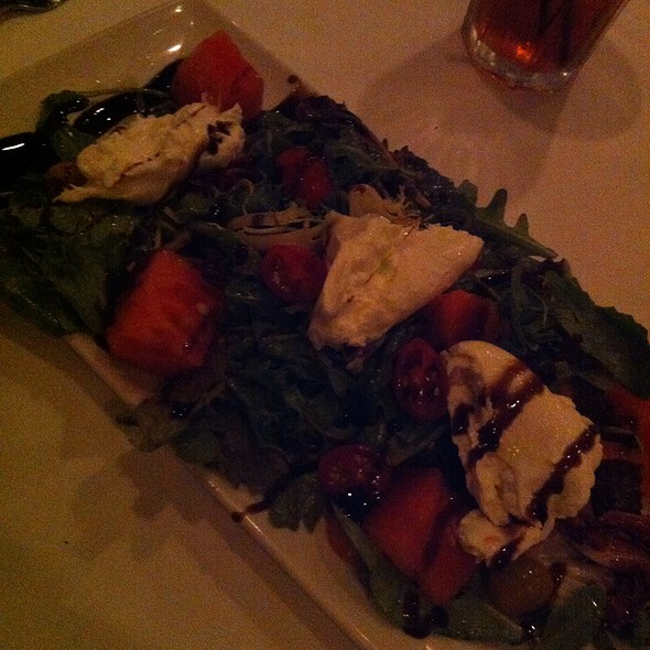 Watermelon Salad - Morton's The Steakhouse - Louisville, Louisville, KY