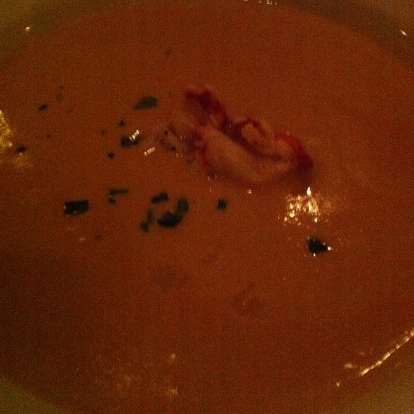 Lobster Bisque - Morton's The Steakhouse - Louisville, Louisville, KY