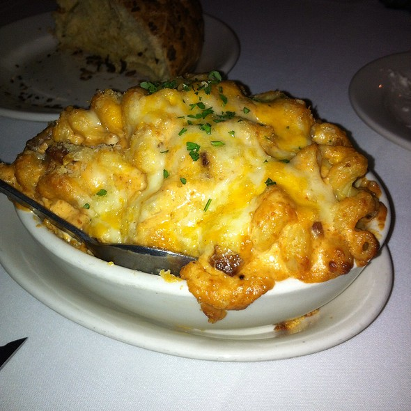 Bacon, Mac & Cheese - Morton's The Steakhouse - Louisville, Louisville, KY