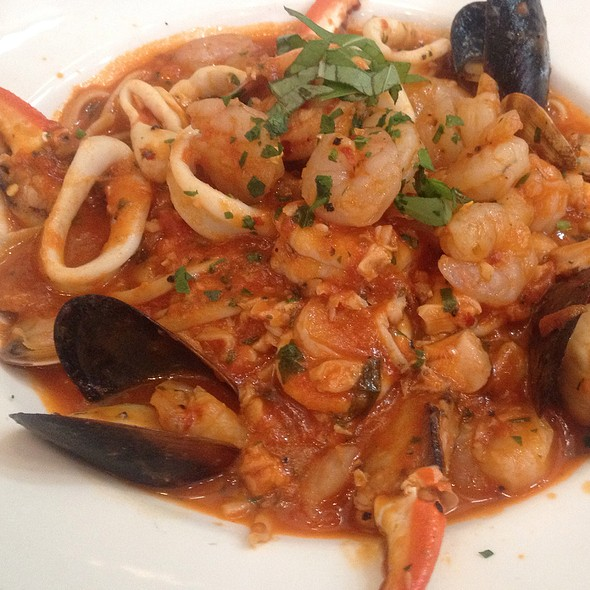 Linguine Pescatore - Grotto - Houston, Houston, TX