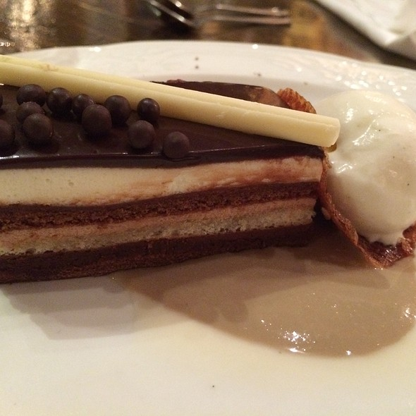 Triple Chocolate Torte - The Restaurants at Walnut Hill College, Philadelphia, PA