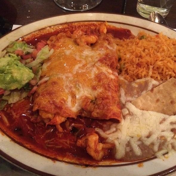 Enchiladas De Camaron - Michoacan Gourmet Mexican Restaurant, Las Vegas, NV