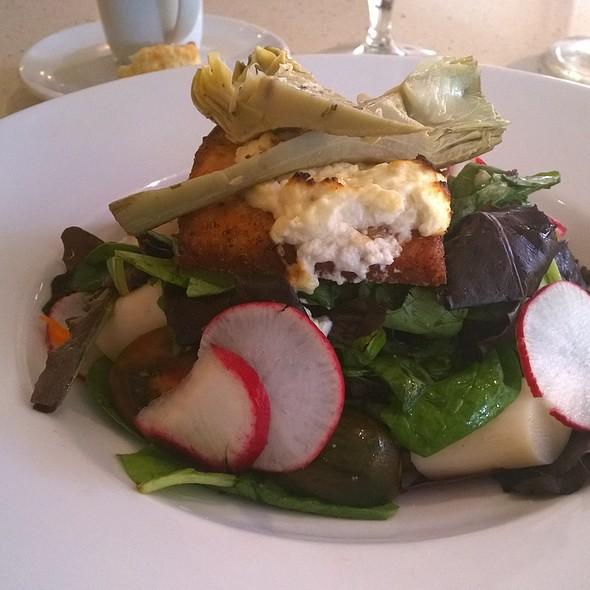 Salmon salad - NM Cafe at Neiman Marcus Topanga, Canoga Park, CA