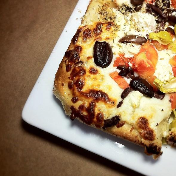 Mediterranean Pizza - Small Plates, Detroit, MI