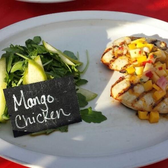 Grilled Mango Chicken - Paisans Pizza - Berwyn, Berwyn, IL