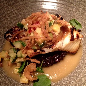 Miso Chilean Sea Bass - an, Cary, NC