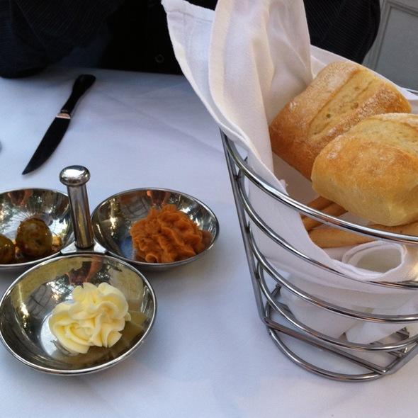 Bread Basket - Sardine Factory, Monterey, CA