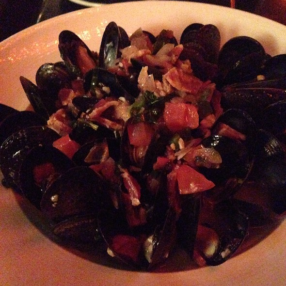 Mussels - Monarch @ Hotel Zaza, Houston, TX
