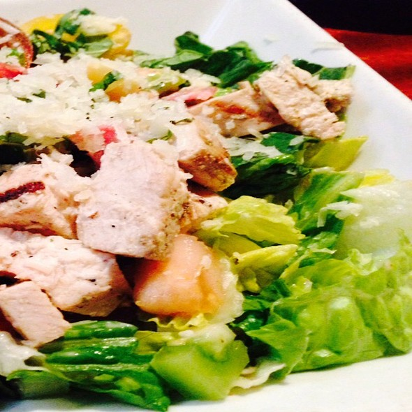 Boca Chopped Salad With Chicken - Boca, Tampa, FL