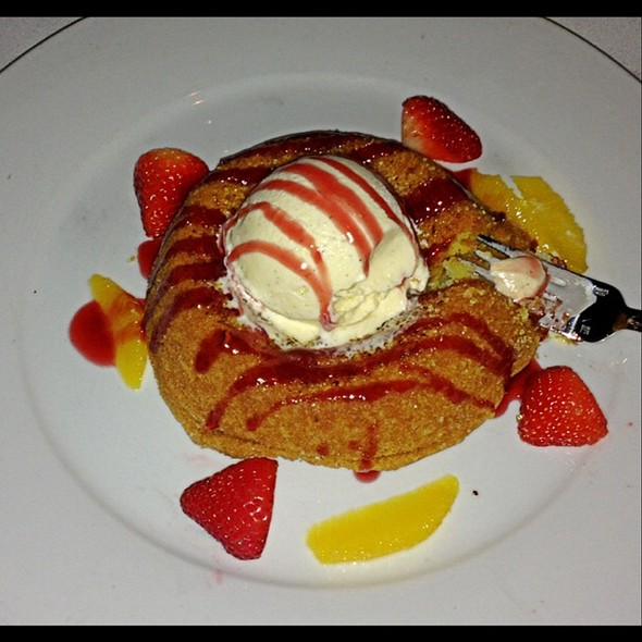 Butter Cake - Mastro's Steakhouse - Scottsdale, Scottsdale, AZ