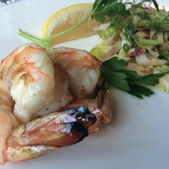 Grilled Shrimp - Milos By Costas Spiliadis-Miami, Miami Beach, FL