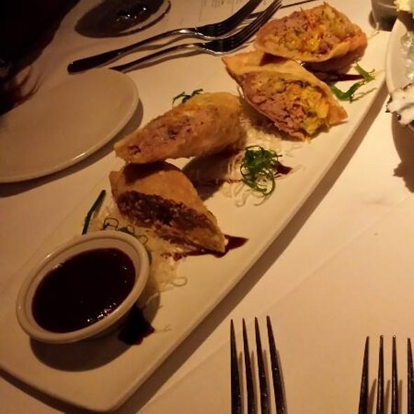 Duck Egg Rolls - Chart House Restaurant - Marina del Rey, Marina Del Rey, CA