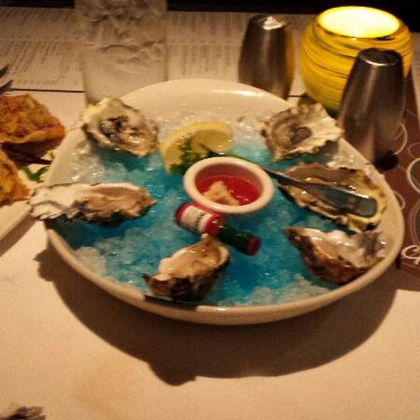 Fanny Bay Oysters - Chart House Restaurant - Marina del Rey, Marina Del Rey, CA