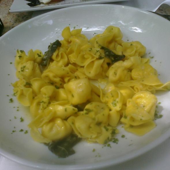 Pear and taleggio cheese pasta in sage and butter sauce - Fratelli Milano Downtown Miami, Miami, FL