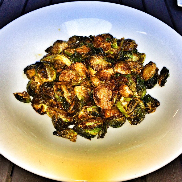 Fried Brussels Sprouts - Ten Ten, Baltimore, MD