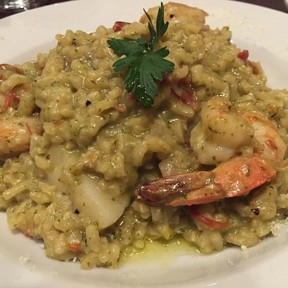 Risotto Of The Day - Bistro Albertino, Willow Grove, PA