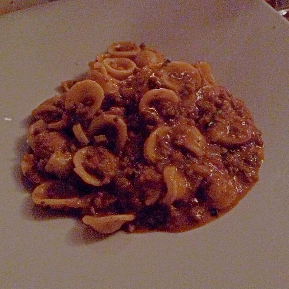 Orichette Bolognese - Gallo Nero, New York, NY