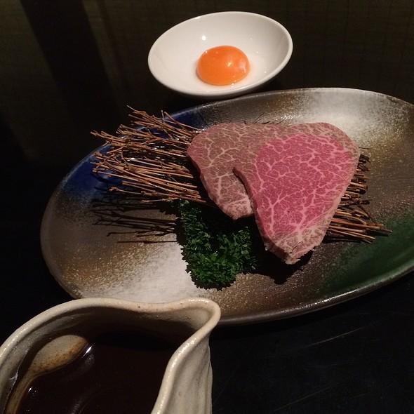 Sukiyaki - トラジ 銀座6丁目店, 中央区, 東京都