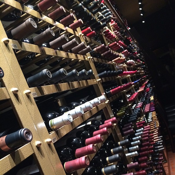Wine Cellar - The Capital Grille - Chicago- Rosemont, Rosemont, IL