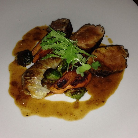 Duo of Berkshire Pork - Sole, New Canaan, CT