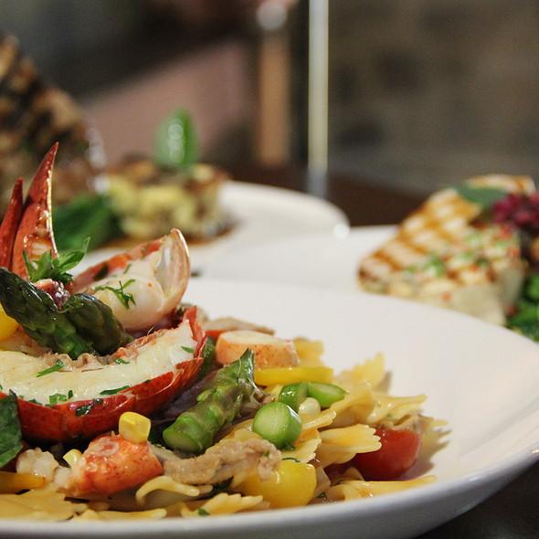 Chef's Challenge Dishes - Chapel Grille, Cranston, RI