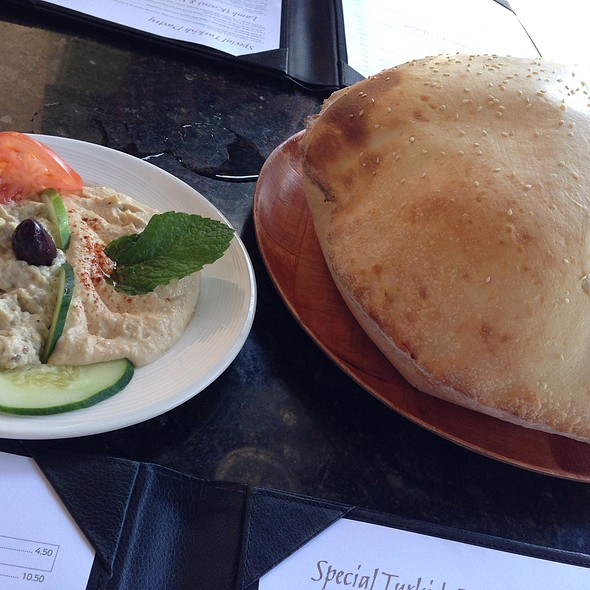 Lavas Hummus and Babaganoush - Bosphorous Turkish Cuisine - Winter Park, Winter Park, FL