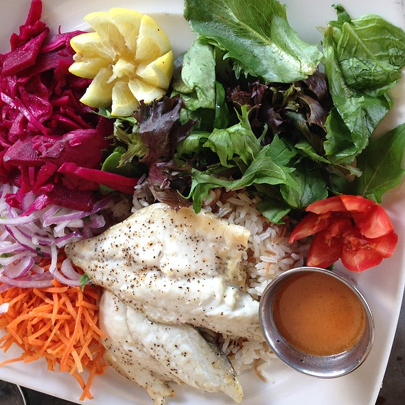 Meditarranean Dorado - Bosphorous Turkish Cuisine - Winter Park, Winter Park, FL