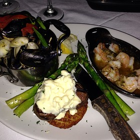 Mixed Grill - Splash Seafood Bar and Grill, Des Moines, IA