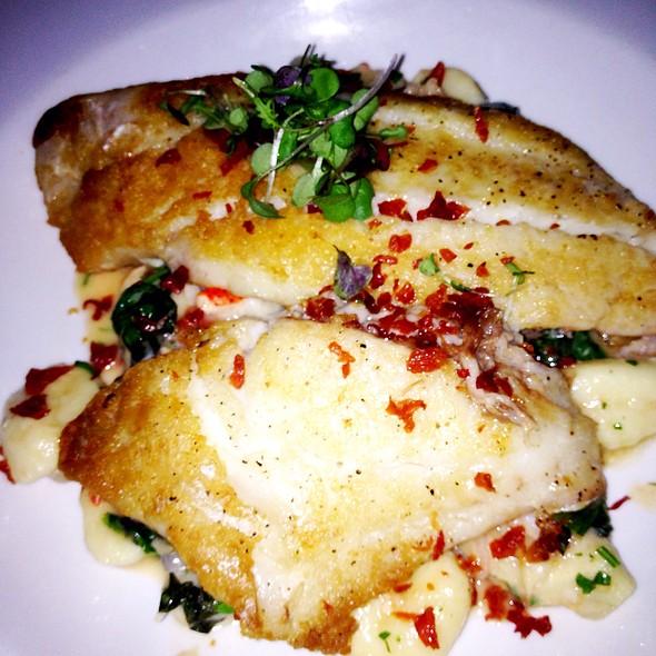 Sheepshead With Gnocchi - One Fish Two Fish, Virginia Beach, VA