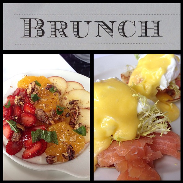 Brunch - Easy Bistro, Chattanooga, TN