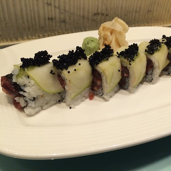 Sea Dragon Roll - finn & porter, Austin, TX