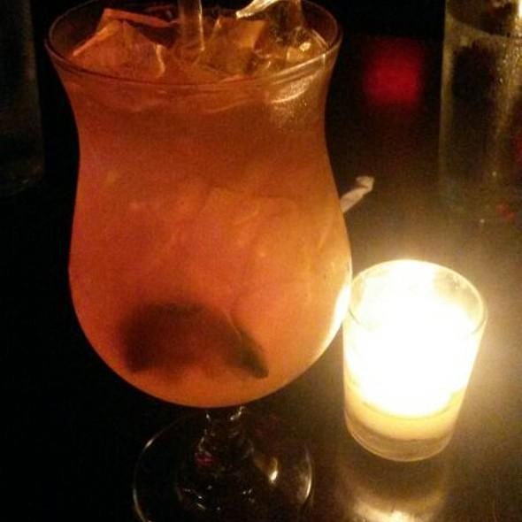 Dark & Stormy - Zafra Cuban Restaurant & Rum Bar, New Haven, CT
