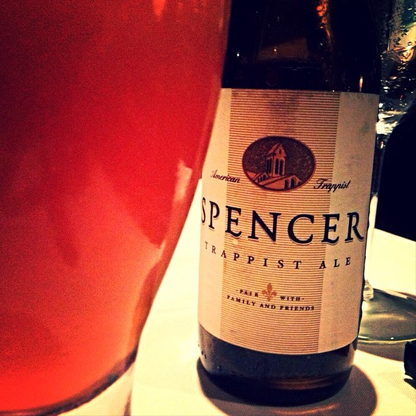 Spencer Trappist Ale - Sonoma, Worcester, MA