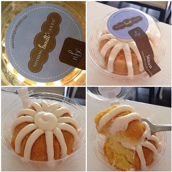 Calories In Nothing Bundt Cakes Lemon Bundtlet