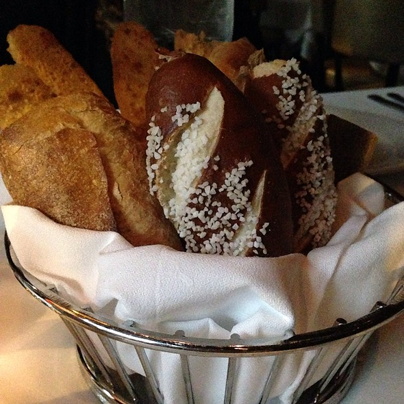 Bread Basket - Mastro's Steakhouse - Chicago, Chicago, IL