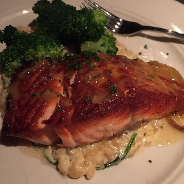 Salmon - The Mantel Wine Bar and Bistro, Oklahoma City, OK